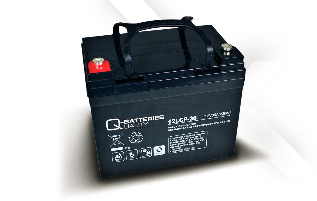 batterie pack 12v 36ah onlineshop e lobil elektrofahrzeuge e k. Black Bedroom Furniture Sets. Home Design Ideas