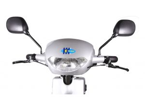 Elektromobil E-Lobil D-404 Kopf