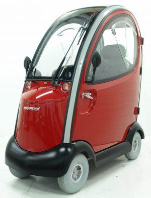 Elektromobil Shoprider Fehmarn TE 889 XLSBN