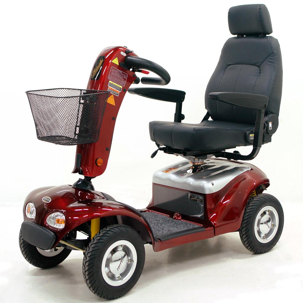 Elektromobil Shoprider Südfall TE 888 SL