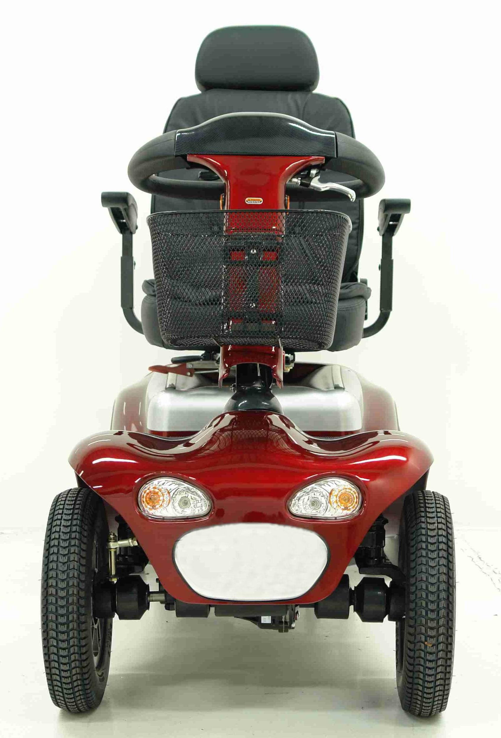 Elektromobil Shoprider Sylt Quattro Te 889 Xlsbf4wd