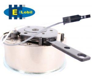 Elektromobil elektromagnetische Bremse 9,5 cm Seite